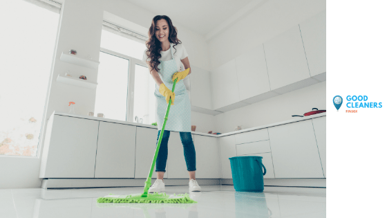 Benefits of a Clean House